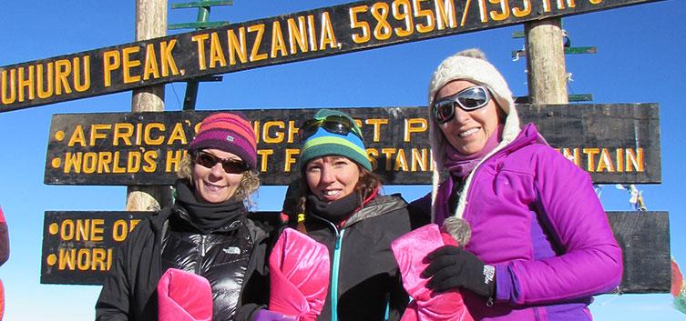 Kilimanjaro Peak Photo