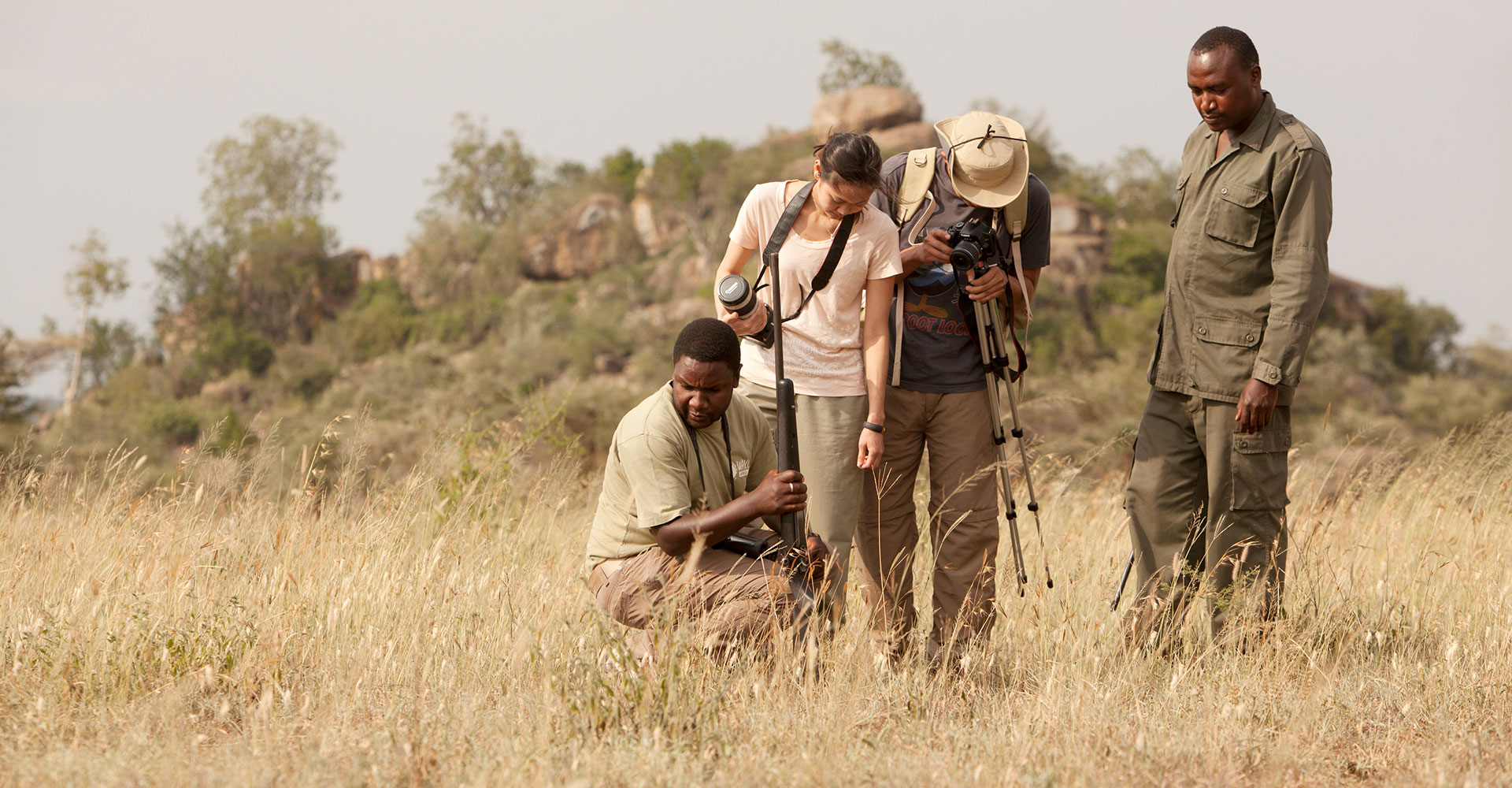 Serengeti Guide Walk